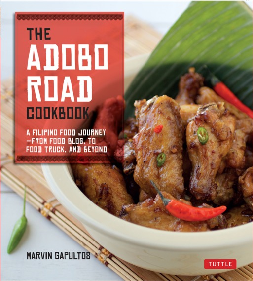 Marvin's new cookbook is an exciting treasure trove of both classic and modern Filipino recipes.